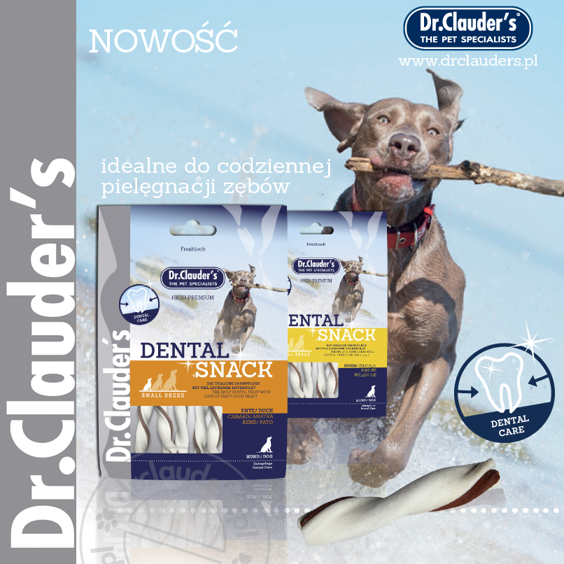 Dr.Clauder's Dental Snacks