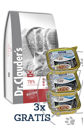 Dr.Clauder's High Premium CAT INDOOR