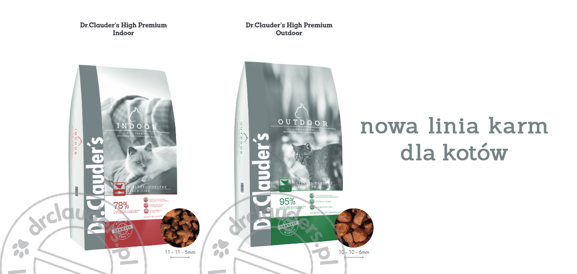 Dr.Clauder's High Premium Indoor/Outdoor